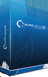 WipeDrive sikker datasletning